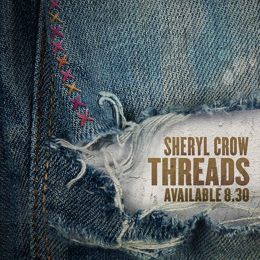 Resultado de imagen de sheryl crow lp threads